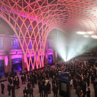 Picture from Kings Cross official opening