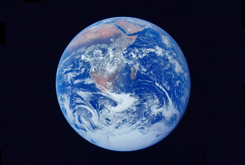 Picture of the Earth