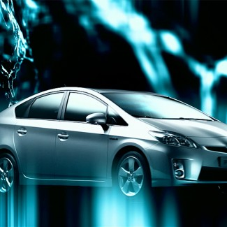 Picture of Prius World Launch